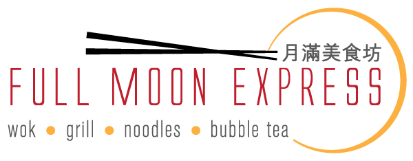 Full Moon Express - Wok, Grill, Noodles, Bubble Tea